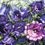 """Bounty of Bells 24""""x30"""" (oil on canvas) Sold"""