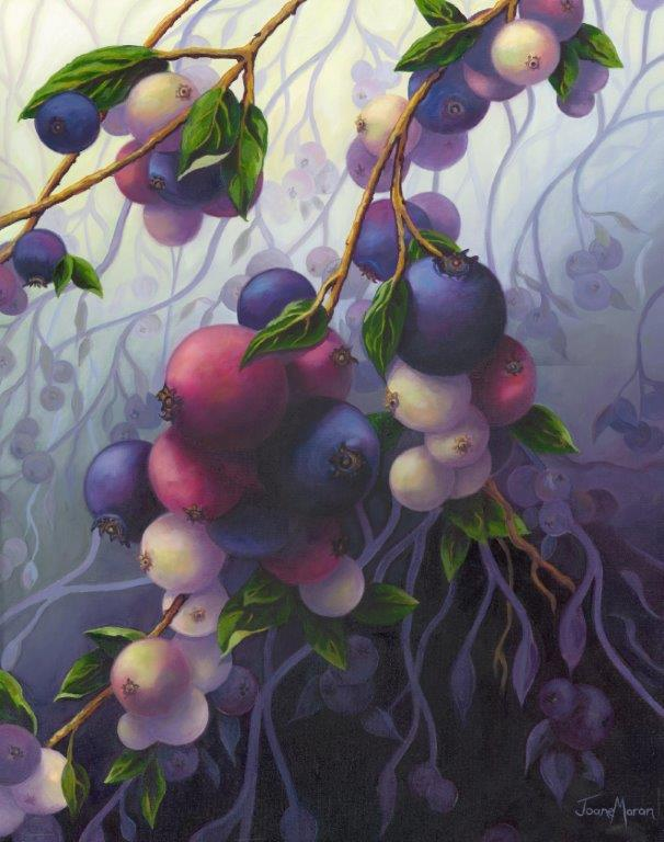 Wild Blueberries 6 - Sold
