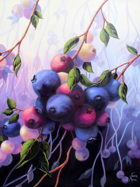 """Wild Blueberries 7"""